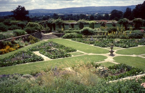 If possible our Wiltshire and Somerset gardens tour visits Hestercombe Gardens.